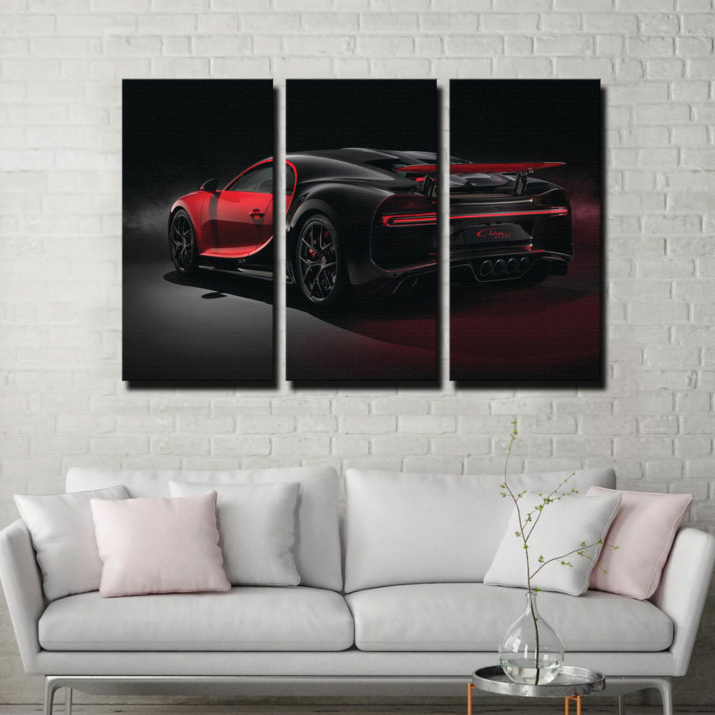 Bugatti V2 Canvas Set