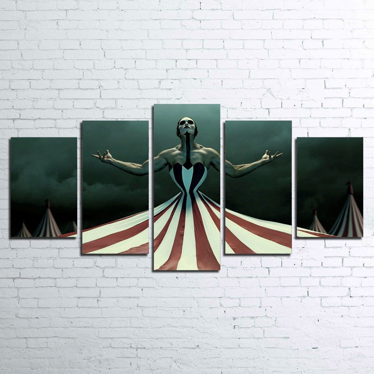 Canvas - American Horror Story 5 Piece Canvas Set