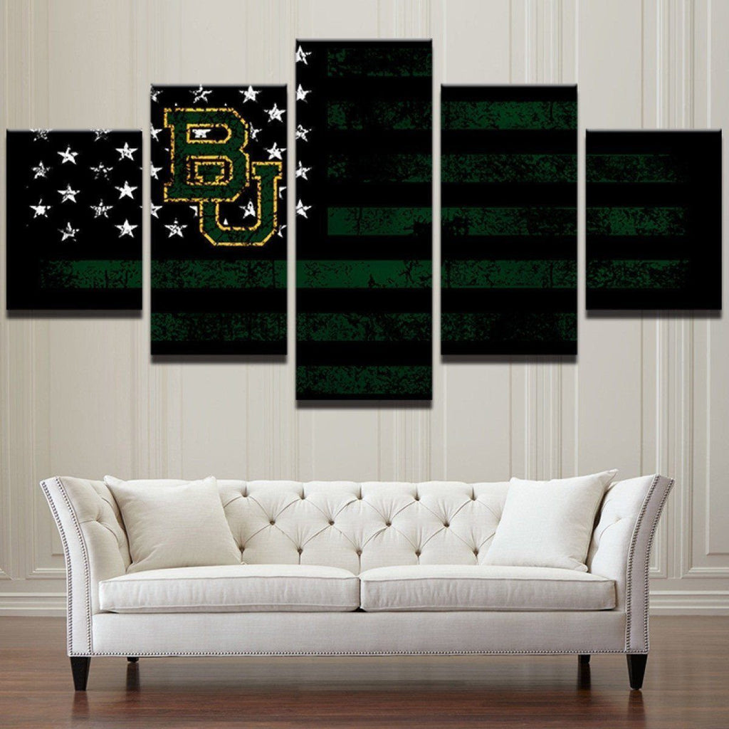 Canvas - BU 5 Piece Canvas Set