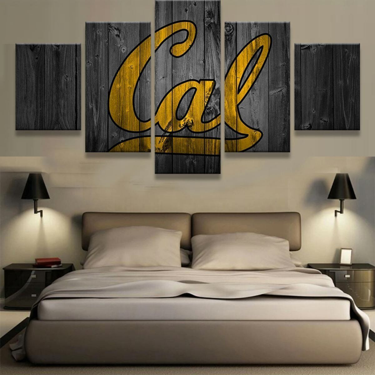 Canvas - Cal 5 Piece Canvas