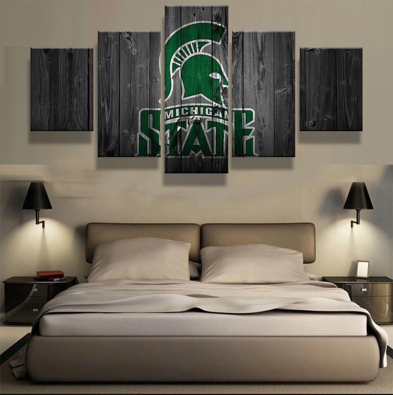 Canvas - Limited Edition Spartans 5 Piece Canvas