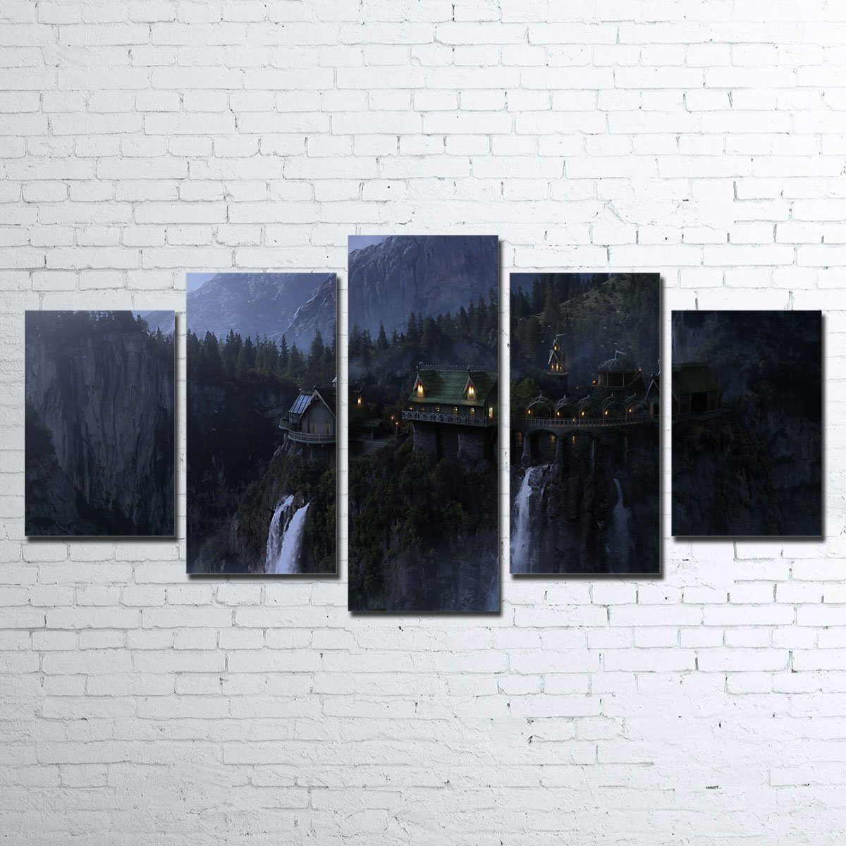 Canvas - Rivendell V3 5 Piece Canvas