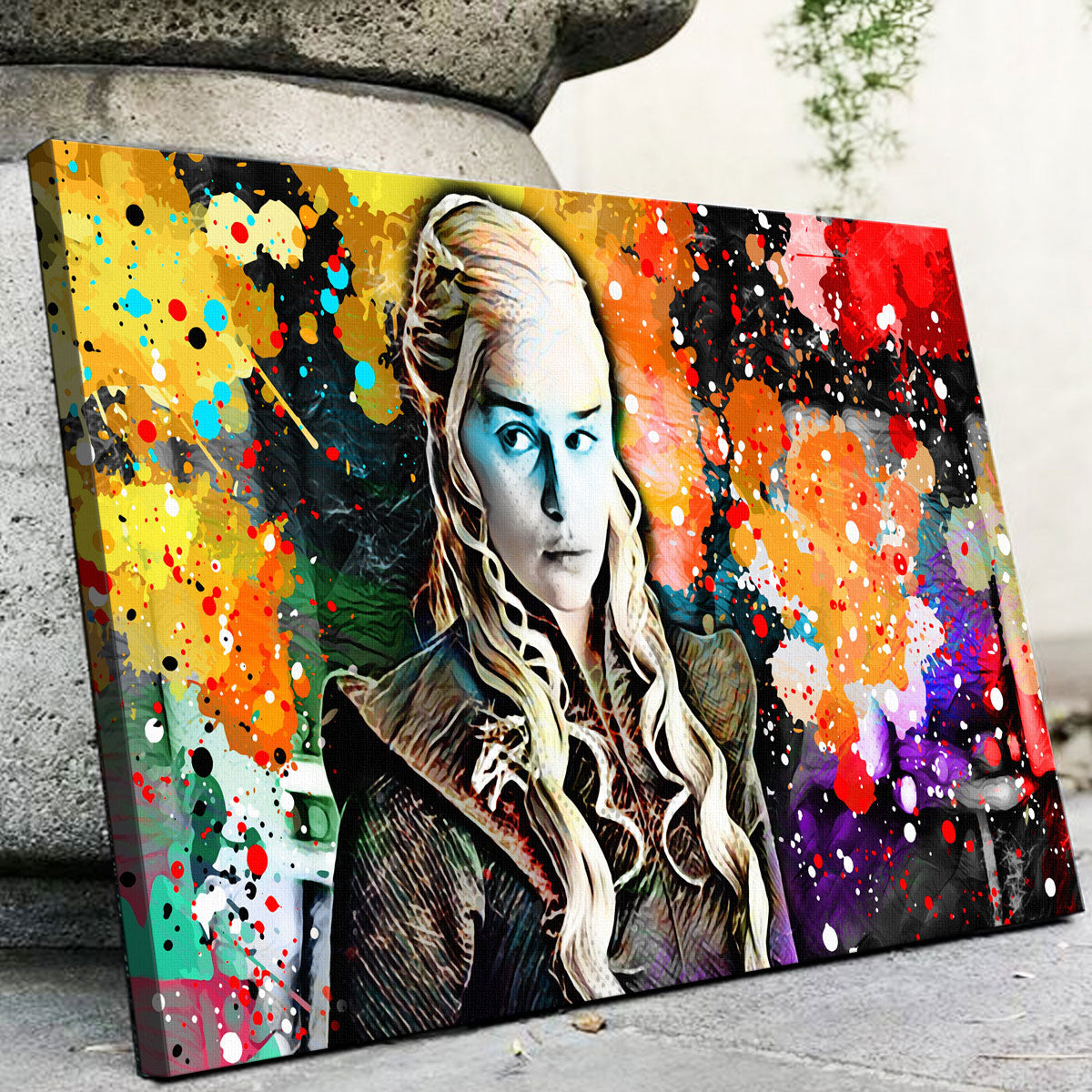 Daenerys Canvas Set