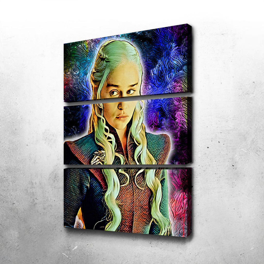 Mother of Dragons Canvas Set