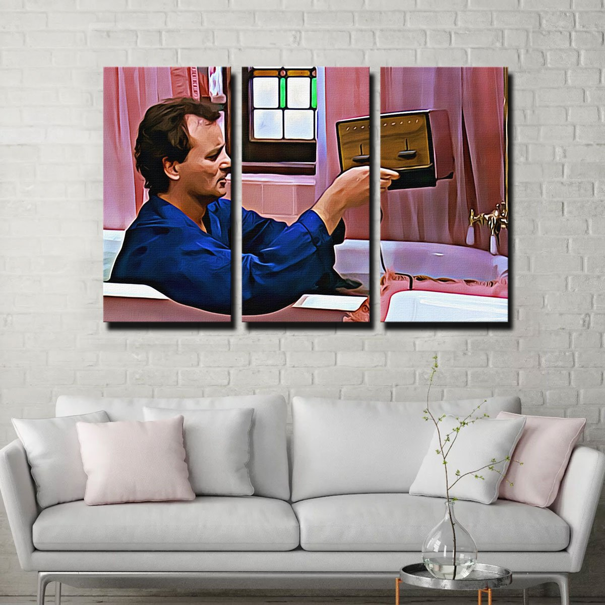 Groundhog Day Toaster Canvas Set
