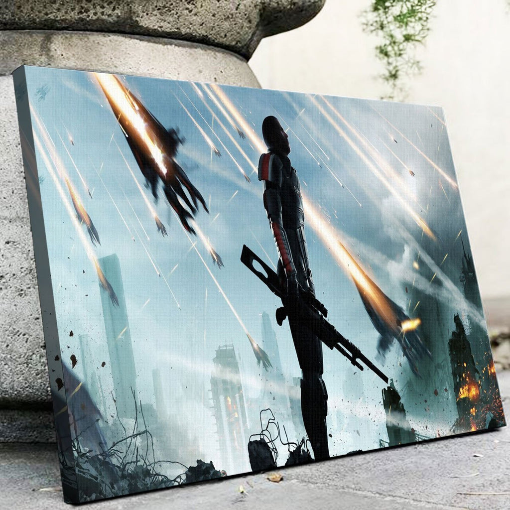 Mass Effect Canvas Set