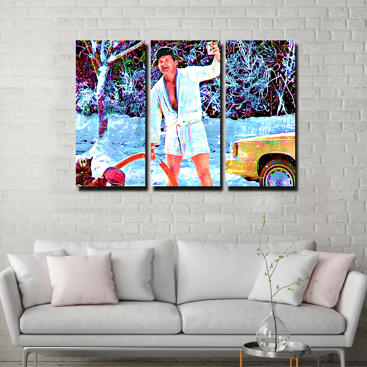 Cousin Eddie Canvas Set