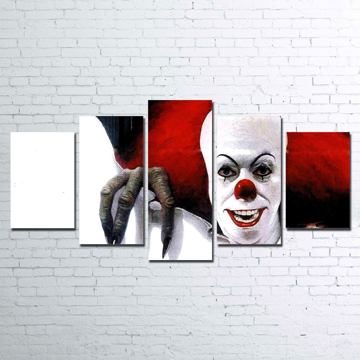 Pennywise 5 Piece Canvas Set