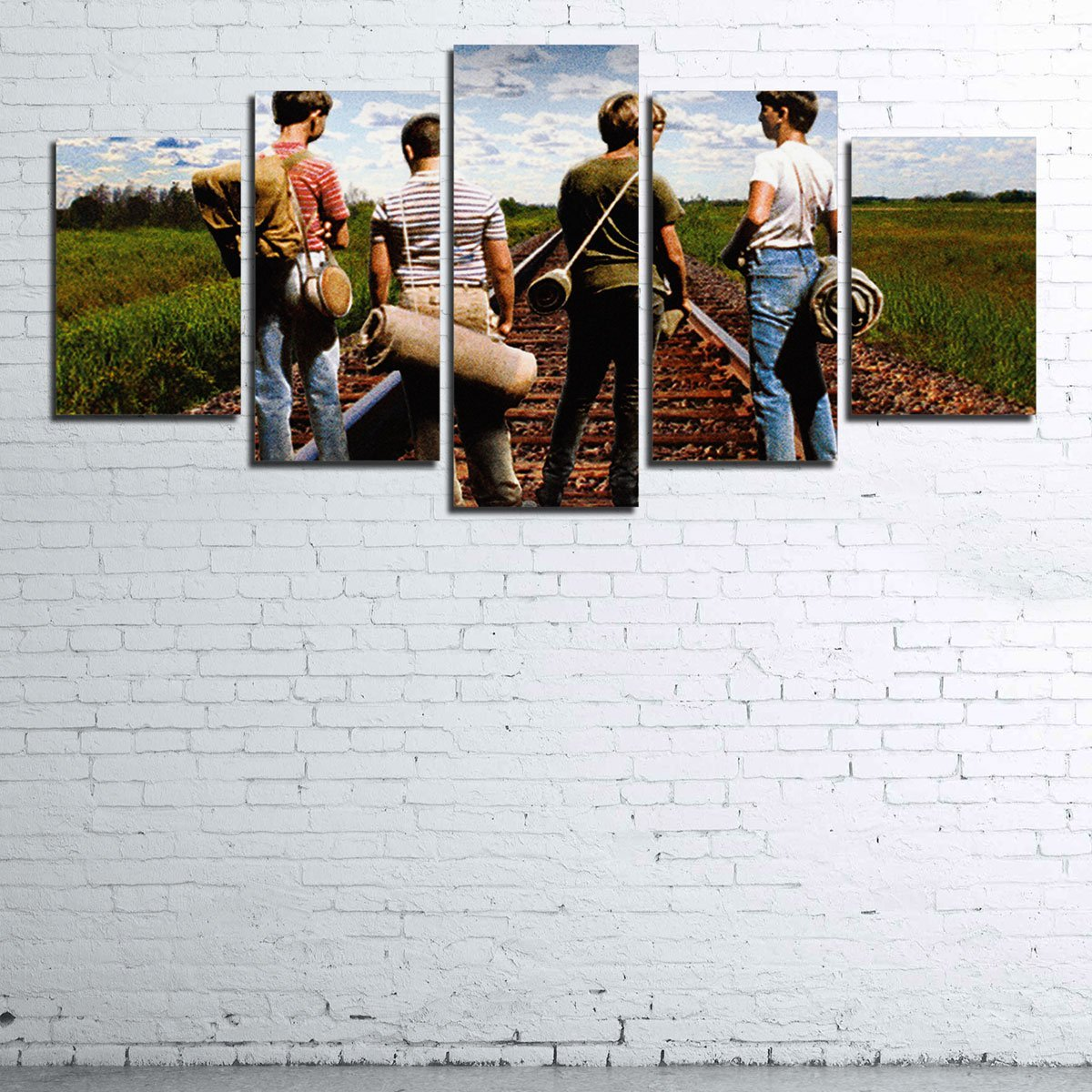 Stand By Me 5pc Canvas Set