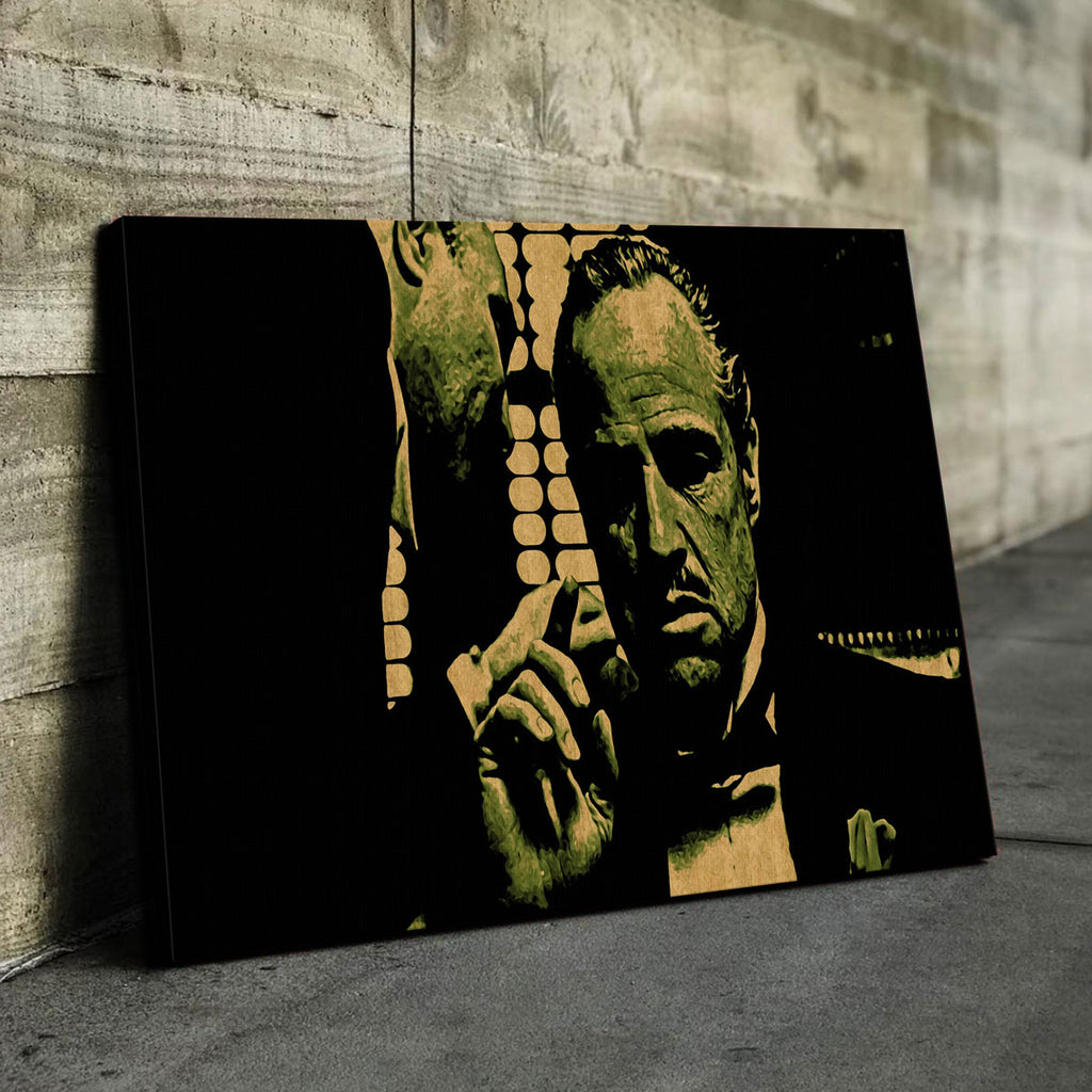 The Godfather Canvas Set