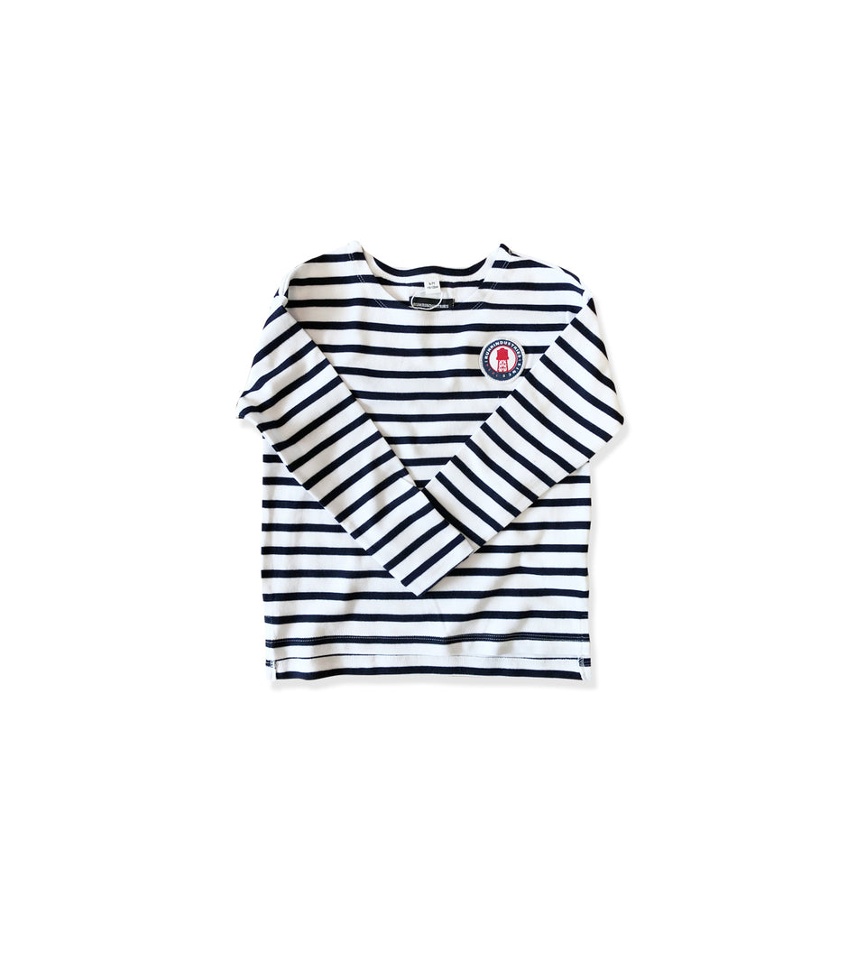Stripes - Langarm-Shirts Kids