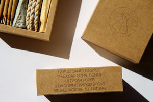 Rituals Incense Set