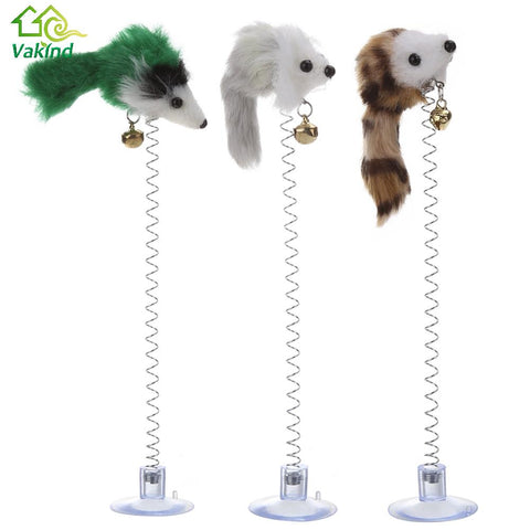 Cat Spring Toy (3 pcs)