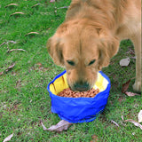 Portable Water or Food Bowl