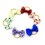 Ribbon Hair Tie for Dogs (10 Pcs)