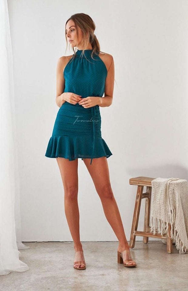 TWO SISTERS THE LABEL - PIP DRESS - TEAL