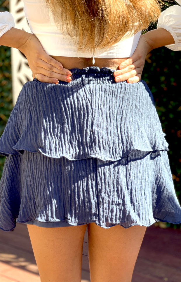 LAZY SUNDAY SKIRT