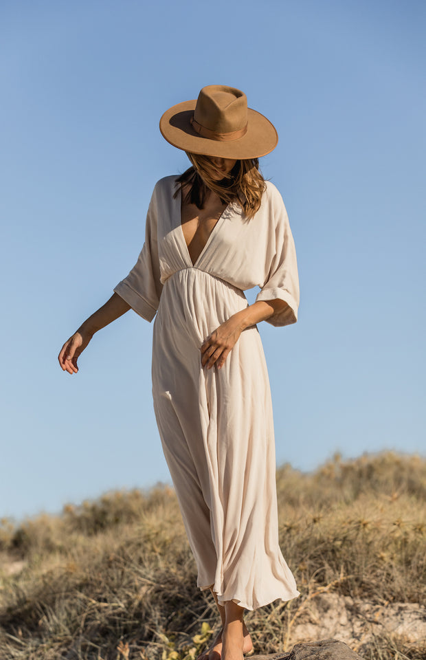 Verity Maxi - Beige