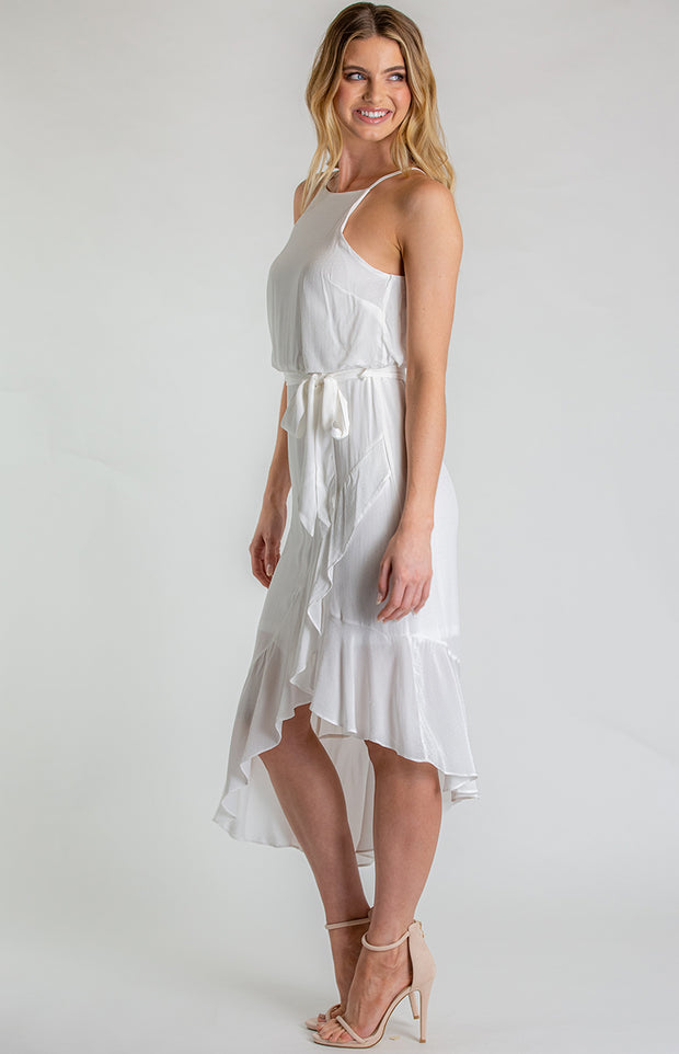 HALTERELLA DRESS
