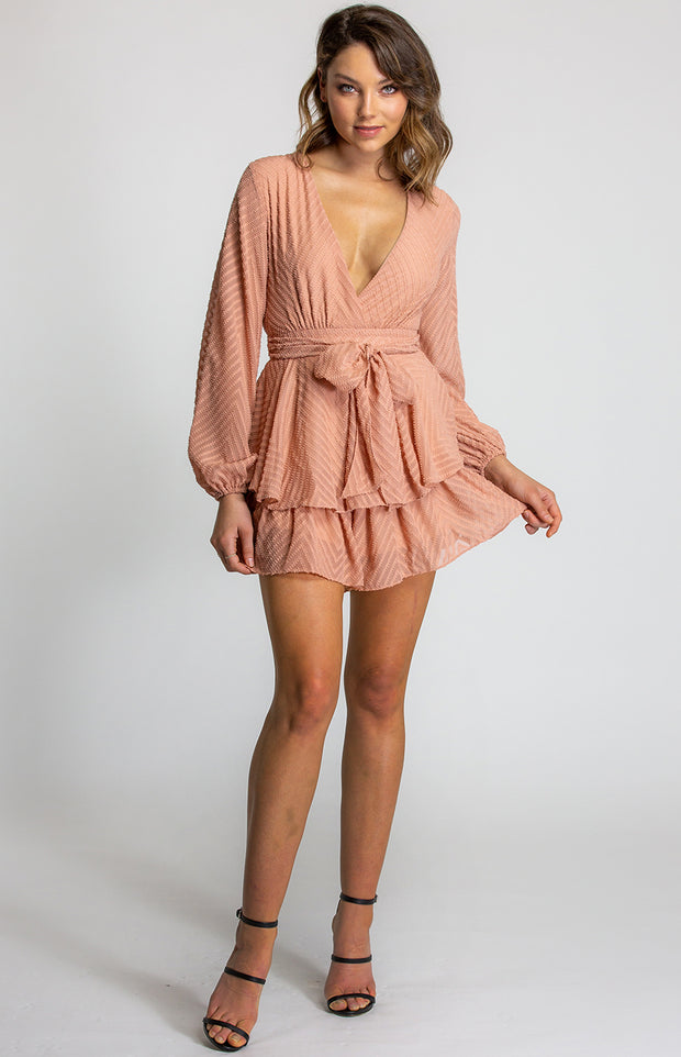 NEVER LOOK BACK PLAYSUIT
