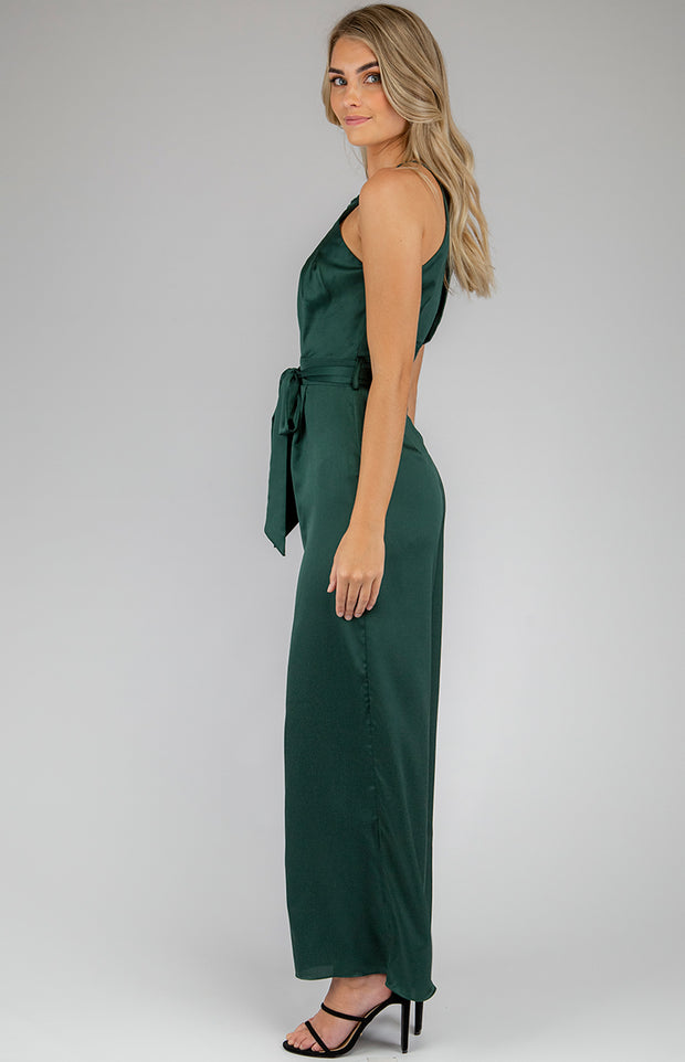 ICON KHAKI JUMPSUIT