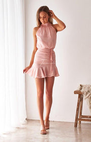 TWO SISTERS THE LABEL - PIP DRESS - BLUSH