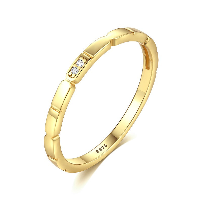Minimalist Gold Ring
