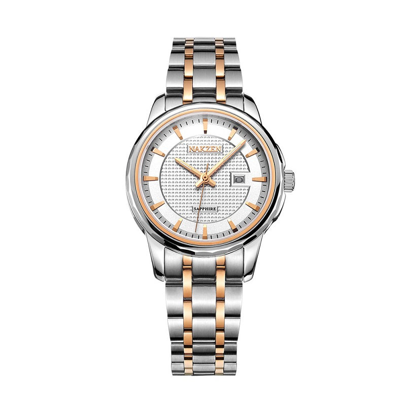 Luminous Waterproof With Calendar Women's Watch