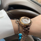 Fashion Stainless Steel Strap Women's Watch