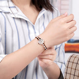 Fashion Ceramic Bracelet Women's Watch