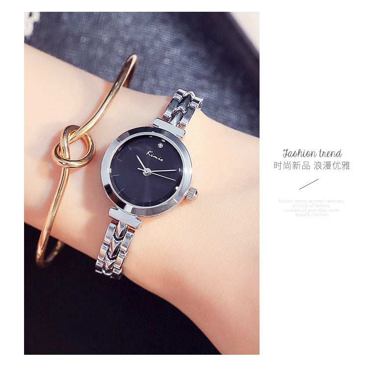 Bracelet simple chain waterproof ladies watch