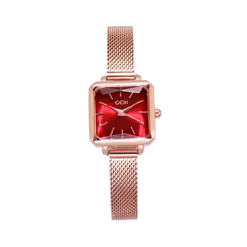 Leisure Small Dial Women's Watch