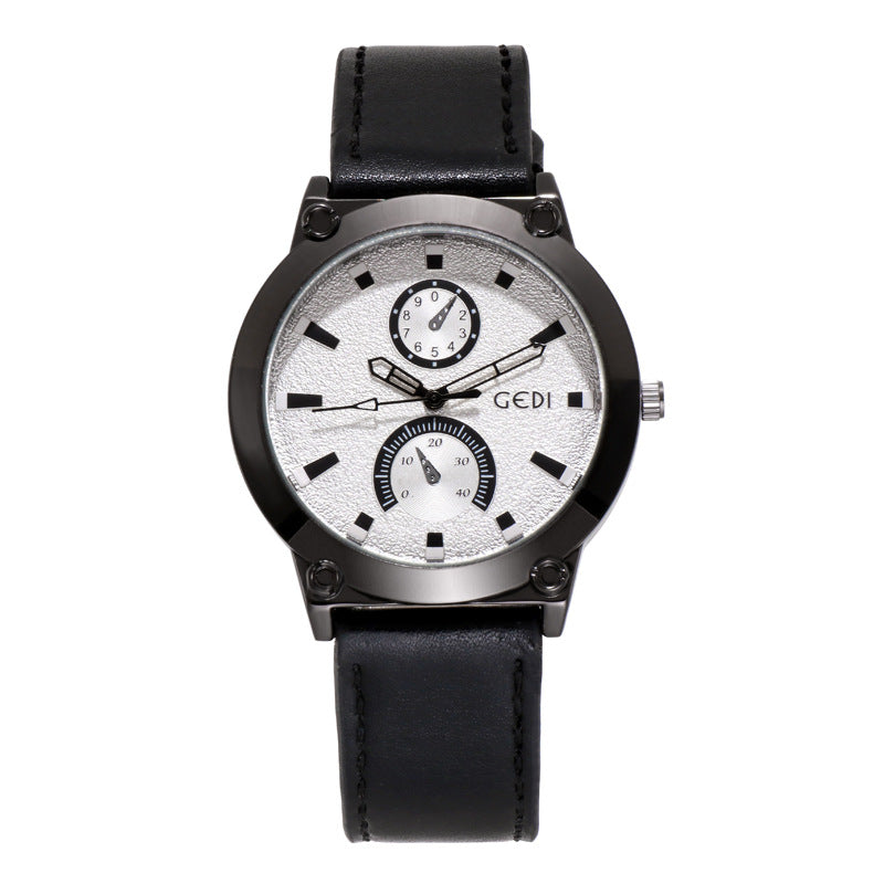Simple Large Dial Sports Women's Watch