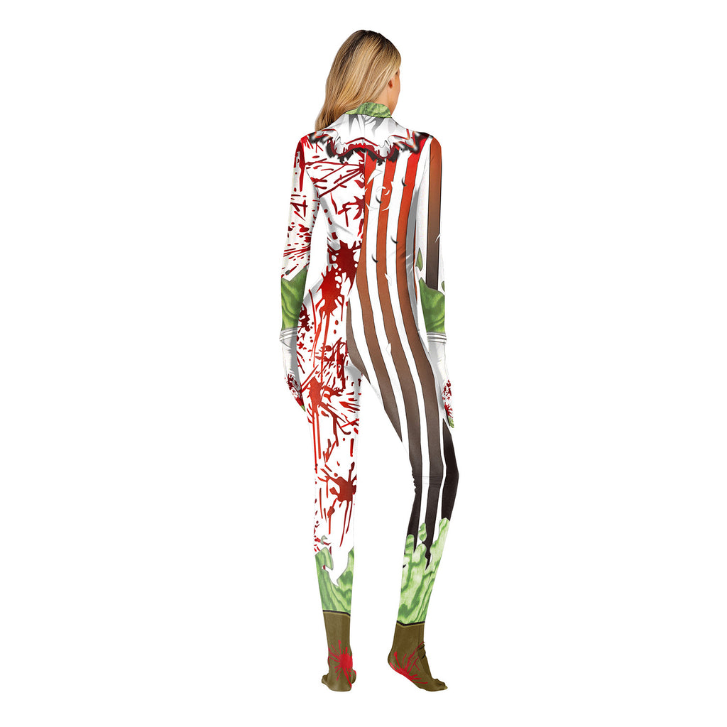 Clown Masquerade Costume