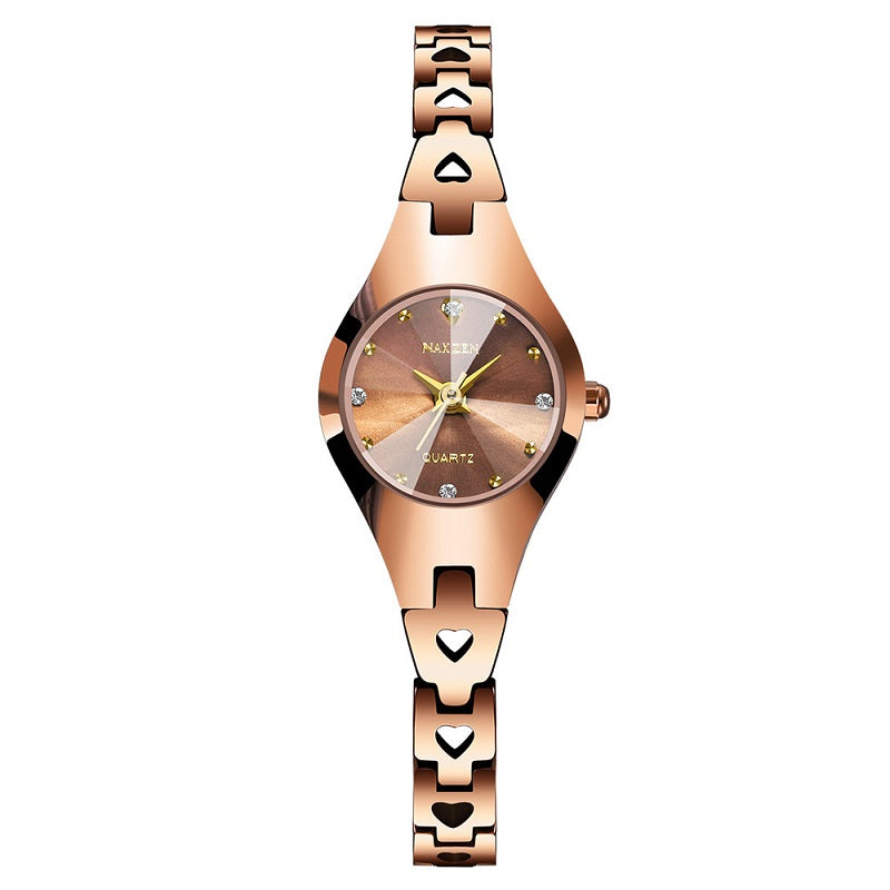 Heart-shaped Strap Women's Watch