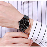 Personality Casual Strap Couple Watch