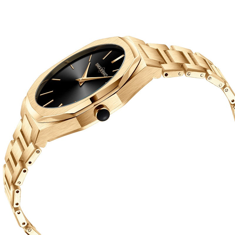 Square Dial Waterproof Women's Watch