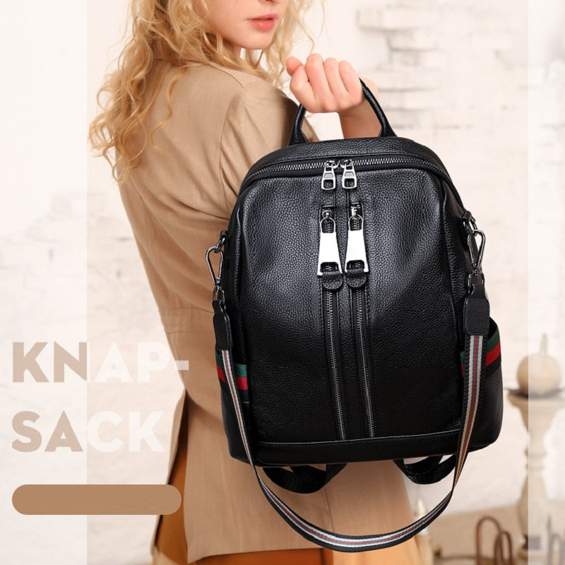 Black Large Capacity Backpack