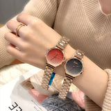 Leisure Gradient Dial Women's Watch