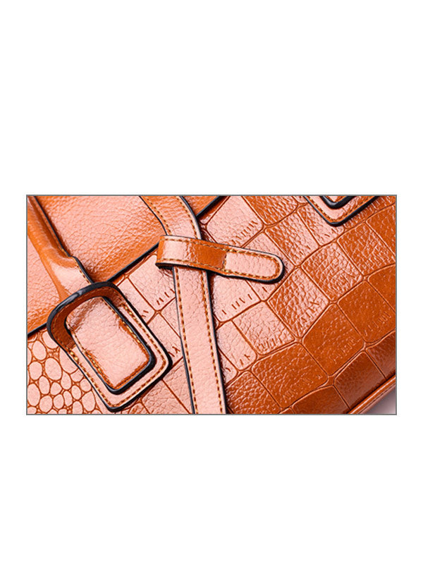 Autumn and Winter Plush Handbag