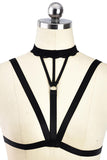 Adjustable Temptation Body Harness