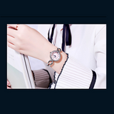 Hollow Strap Fashion Bracelet Women's Watch
