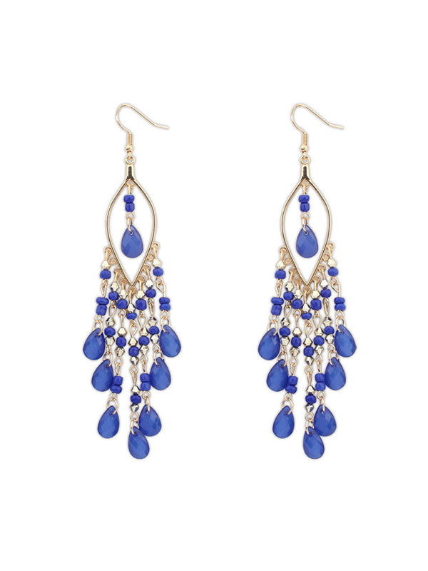 Bohemian Water Drops Earrings