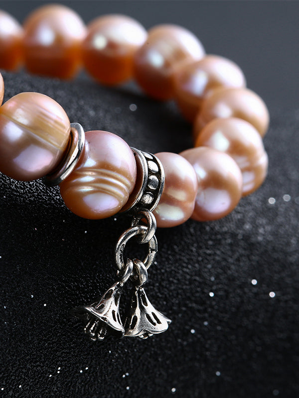 Natural Pearl Lady's Bracelet