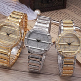 Creative Diamond-studded Fashion Quartz Women's Watch
