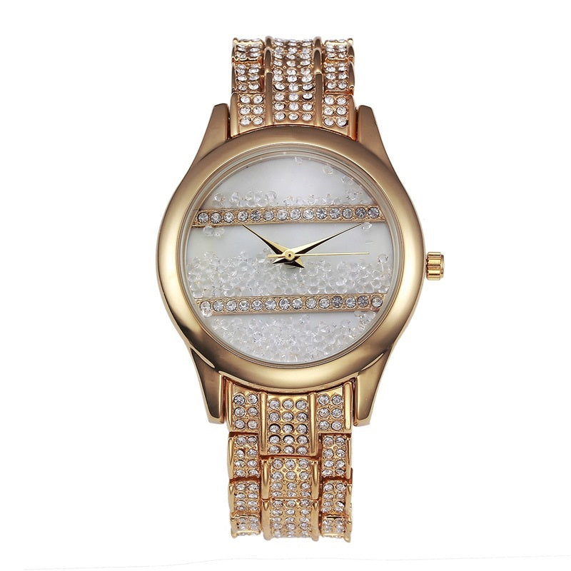 Leisure Round Dial Women's Watch