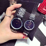 Starry Sky Stainless Steel Women's Watch