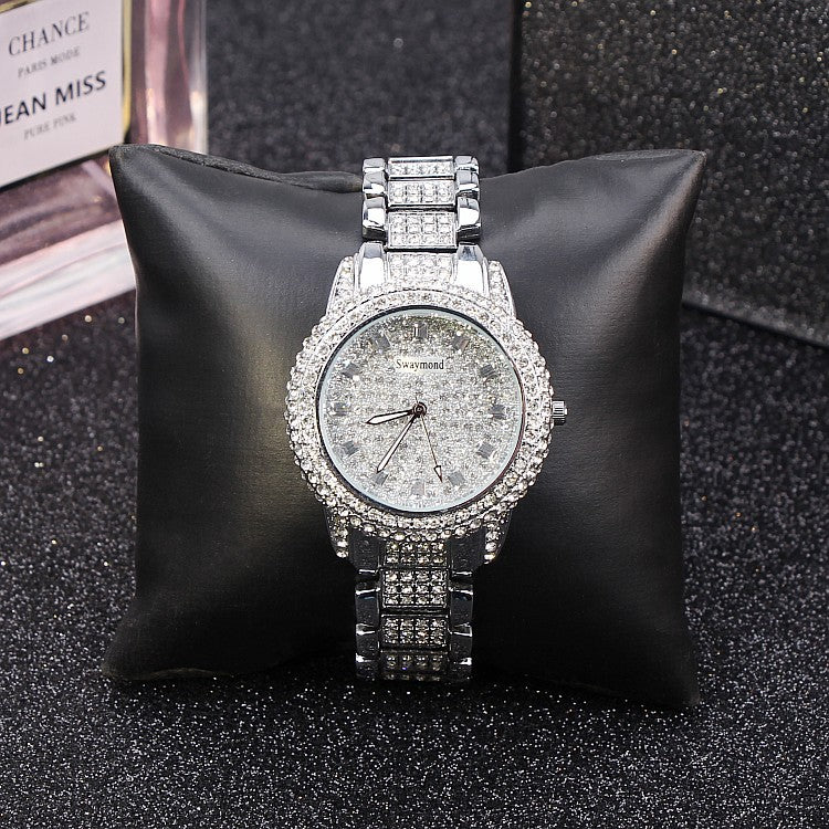 Super Flash Large Dial Women's Watch
