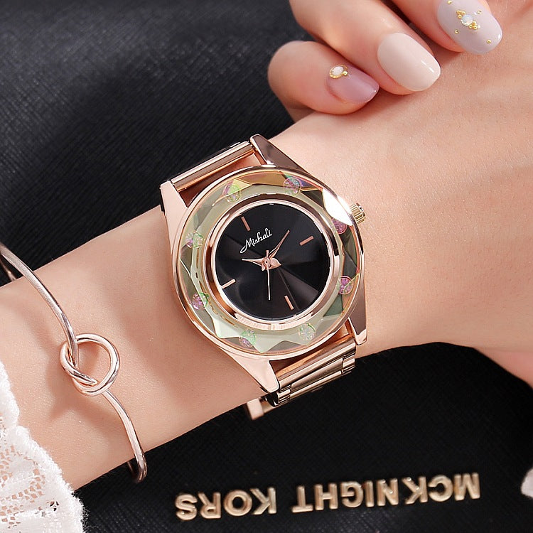 Personality Large Dial Women's Watch