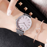 Simple Ultra-thin Strap Women's Watch